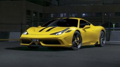 Ferrari 458 Speciale, 488 GTB, California T, F12 Berlinetta recalled