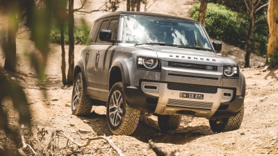 2020 Land Rover Defender 110 P400 S off-road review