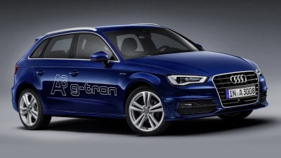 Audi A3 g-tron Promises Zero-emissions Motoring Without Electrification
