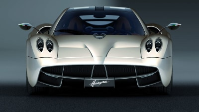 Pagani Huayra Enters As Zonda Successor