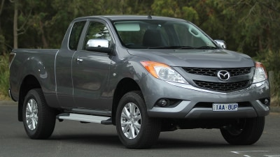2013 Mazda BT-50 XTR Freestyle Cab Review