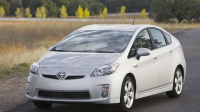 Plug-In Prius Set To Drink Even Less
