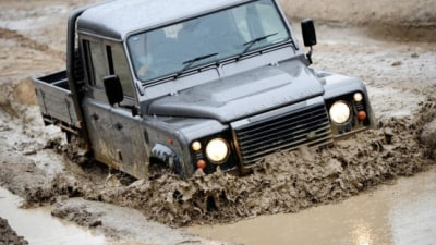 "Land Rover Defender To Be Succeeded By ""Project Icon"""