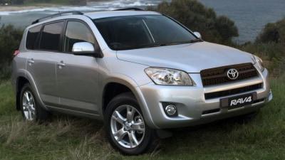 2010 Toyota RAV4 Altitude Special Edition Announced