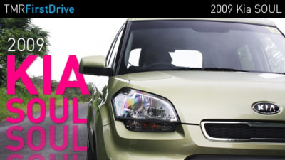 2009 Kia SOUL First Drive