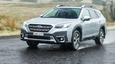 Subaru Outback topples Isuzu MU-X as both set segment records