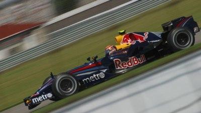 F1: Webber Fails To Score As Barrichello Wins