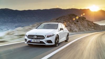 2018 Mercedes-Benz A-Class revealed