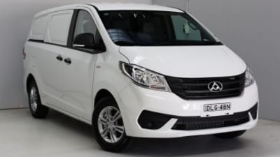 2017 LDV G10 Automatic new car review