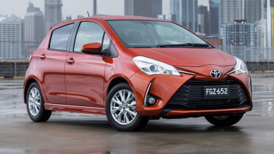 2017 Toyota Yaris Australian Prices Revealed