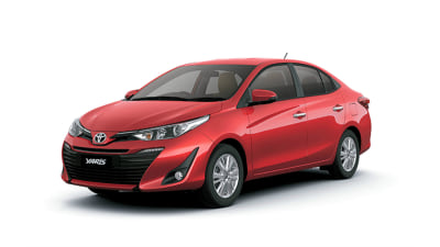 Toyota Yaris Sedan Tackles Indian Car Market