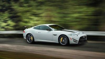 Jaguar XK Coupe is making a comeback