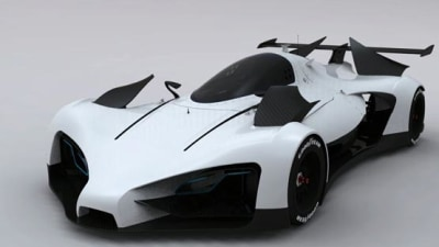 GreenGT Concept Visualises All-Electric Le Mans Racer