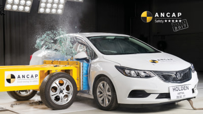 ANCAP 5-Star Scores For Subaru XV And Holden Astra Sedan