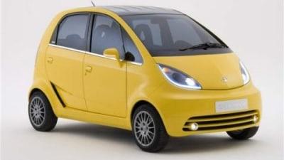 Europe On A Budget: Tata Shows Nano Europa At Geneva