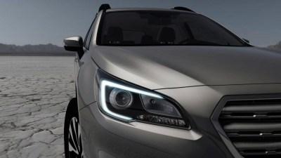 2015 Subaru Outback Teased Ahead Of New York Auto Show