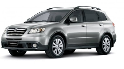 New Subaru Tribeca Still Three Years Away: Report