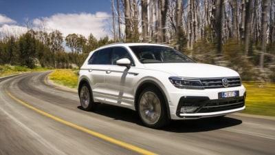 VW Tiguan loses entry models