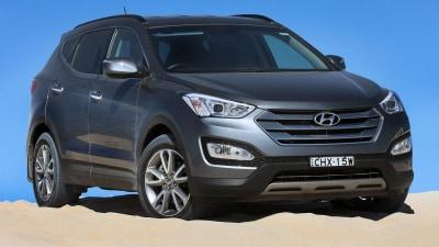 2013 Hyundai Santa Fe Elite CRDi Off-road Review