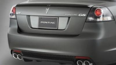 Pontiac G8 GT bargain pricing