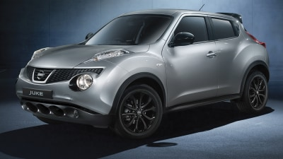 Nissan Juke Midnight Edition Hits Australia As Blackout Continues