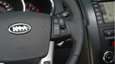 2010 XM Kia Sorento Interior Images Surface Online