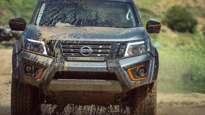 Nissan exploring a performance Navara to fight Ranger Raptor