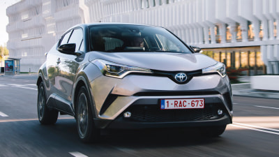 Toyota C-HR Hybrid coming to Oz late 2019