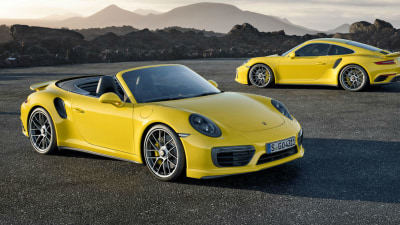 2016 Porsche 911 Turbo And Turbo S Set For Detroit Auto Show Debut