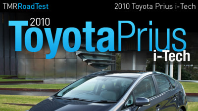 2010 Toyota Prius i-Tech First Drive Review
