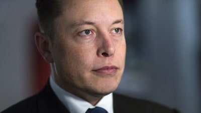 Tesla Founder Elon Musk Named 'Top Disrupter' Among Influential Identities
