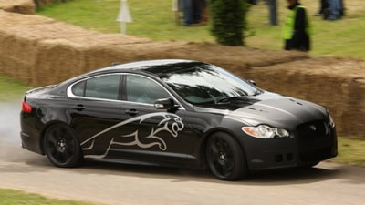 Jaguar XFR to be Officially Unveiled at Detroit Auto Show