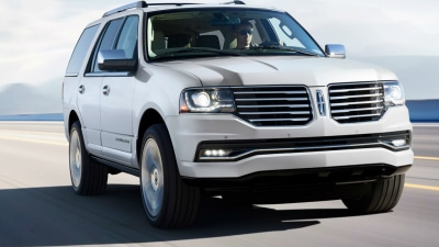 2014 Lincoln Navigator: Extensive Update To Tackle New Escalade