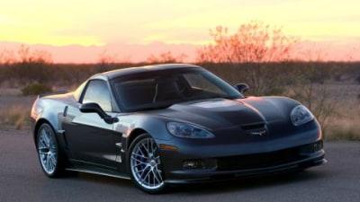 GM Corvette ZR1 official power ratings revealed