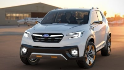 New Subaru Forester confirmed for March reveal