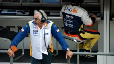F1: Briatore Launches Legal Action To Overturn Ban