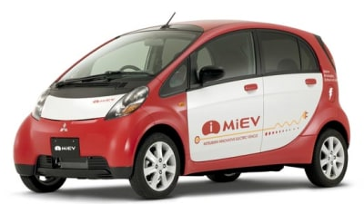 Mitsubishi i-MIEV Pricing Announced For Japan, May Arrive In Australia In 2010