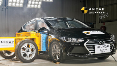 Hyundai Elantra and Kia Picanto Net 5-Star ANCAP Safety Ratings