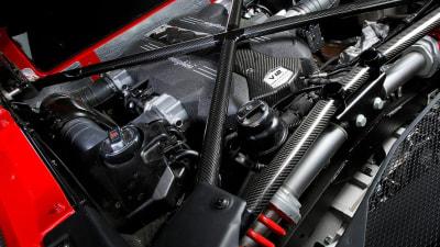 Lamborghini Developing World-First Carbon Conrod Engine