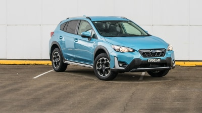 2021 Subaru XV Hybrid L AWD review