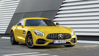 New Looks And Expanded Range For 2018 Mercedes-AMG GT