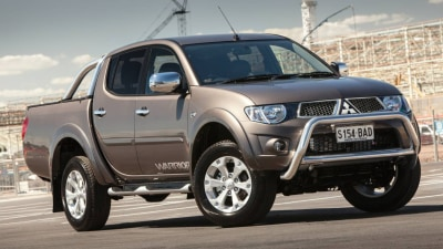 Mitsubishi Triton, Fiat Pickup Partnership One Step Closer