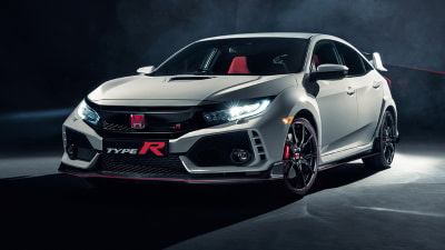 New Honda Civic Type R Hot Hatch Confirmed To Arrive This Year