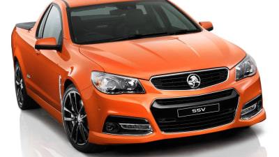 2014 Holden VF Ute Joins Cut-price Commodore Range, Adds New Tech