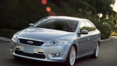 Ford Mondeo voted best car in the UK