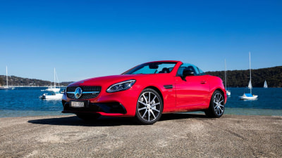 2017 Mercedes-Benz SLC - Price And Features For Australia