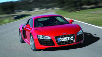 Audi Releases Images, Specs And Video Of V10-Powered R8 5.2 FSI Quattro