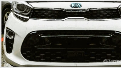 2017 Kia Picanto Breaks Cover In Korea