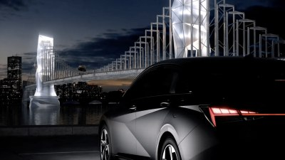 2021 Hyundai Elantra teased