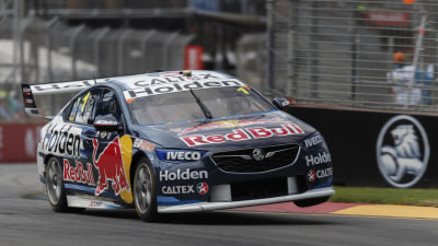 McLaughlin and Whincup split pole positions